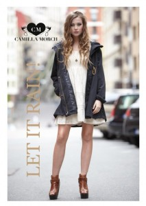CAMILLA MØRCH - LOOK BOOK at MYTRND http://www.mytrnd.com/lookbooks.php